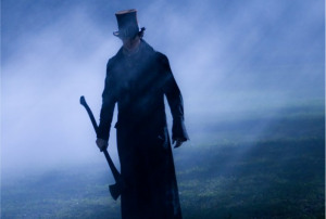 """Make like Abe and join """"London's first vampire hunting club""""."""