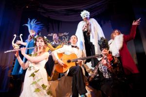 Orpheus: The Cast (Photo: James Allan)