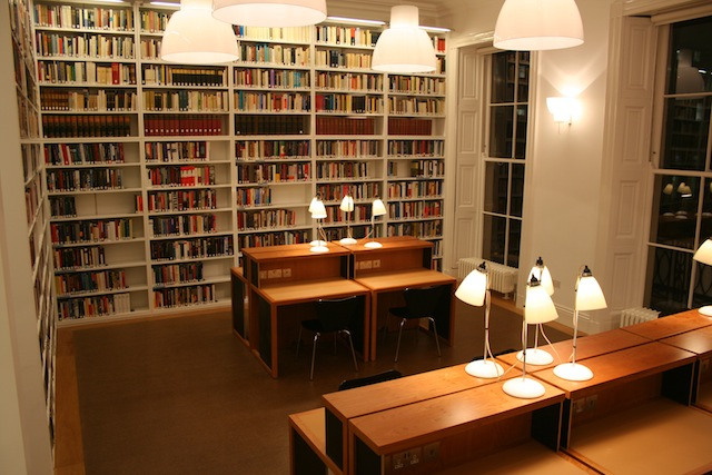 The Wolfson Reading Room