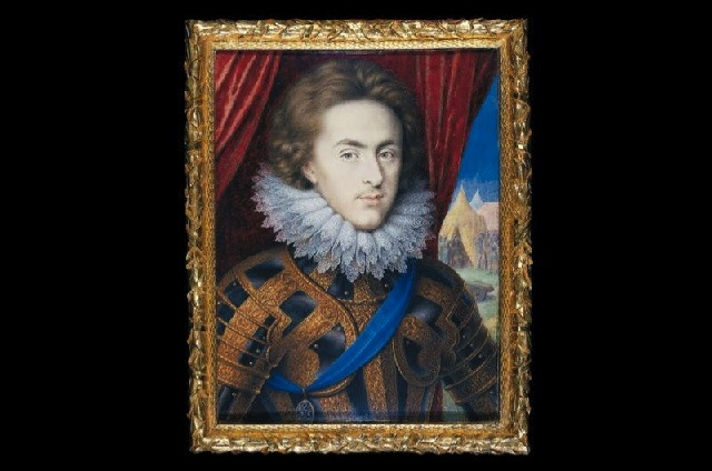 Henry, Prince of Wales by Isaac Oliver, c 1610-12. The Royal Collection (c) HM Queen Elizabeth II 2012