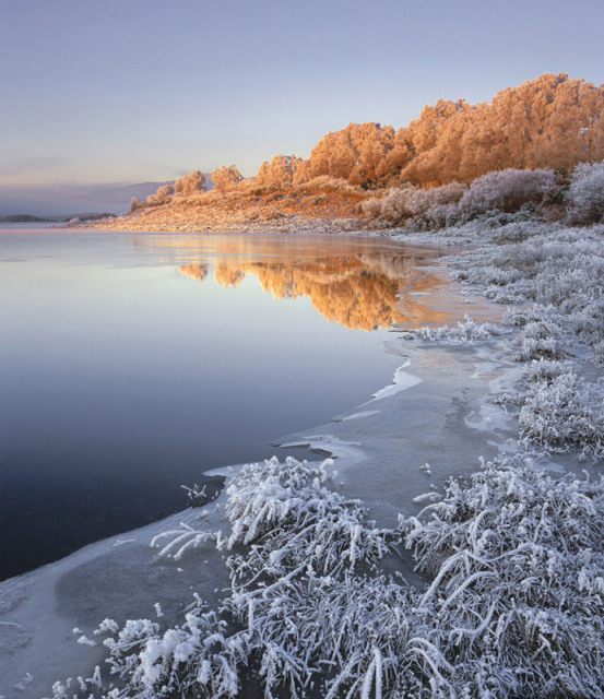 Loch Achanalt, Strathbran, Scotland by Ian Cameron (Epson 'Exceed your Vision' Award Winner). Image courtesy of Take A View