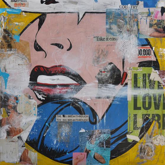 Greg Miller, Take It Easy. Image courtesy Scream London.