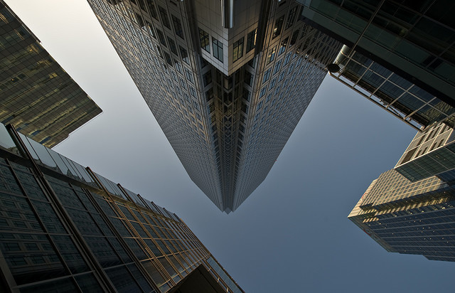 Canary Wharf by tripowski, from 'Glass and Steel' on 17 February