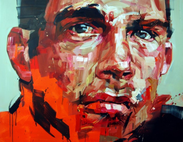 Andrew Salgado, Peace. Image courtesy of the artist.