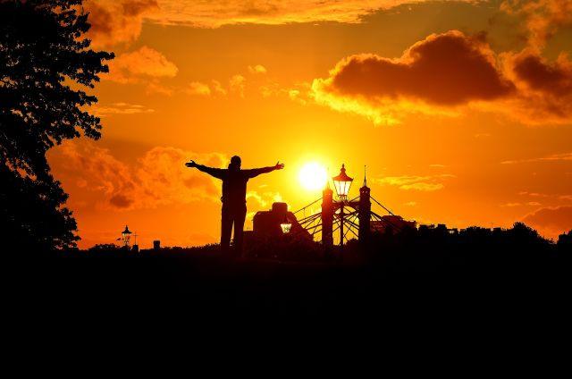 Battersea Sunset