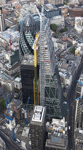 The building from above (photo courtesy British Land)