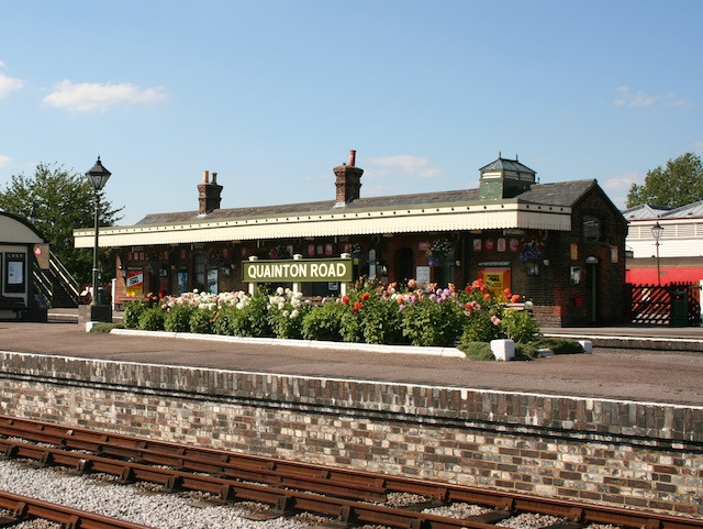 Buckinghamshire Railway Centre copy