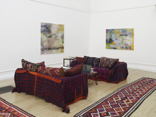 Welcome to Iraq, Installation view. Image courtesy South London Gallery