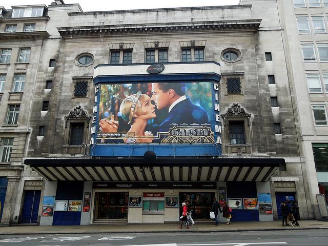 Cineworld, Haymarket ©PastLondon
