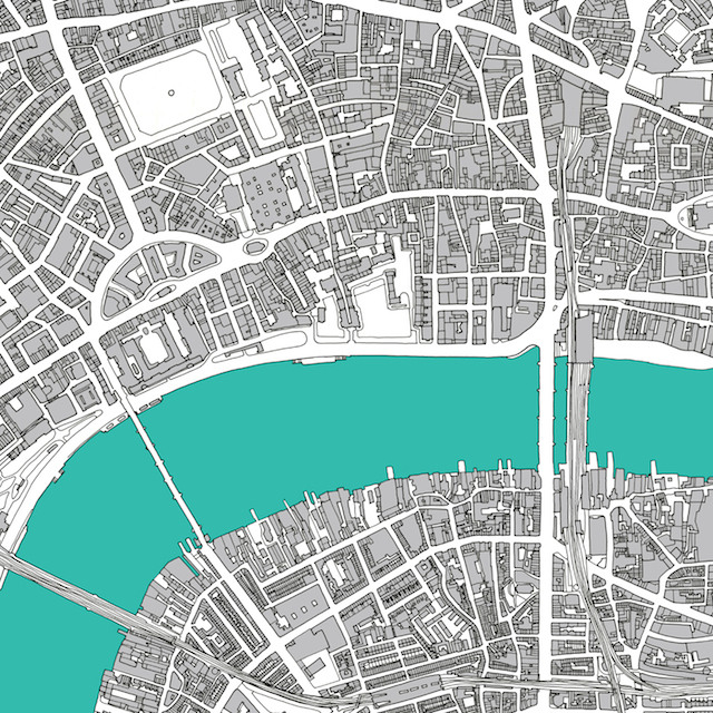 02-London-art-map-print-bronagh-kennedy-artwork-detail