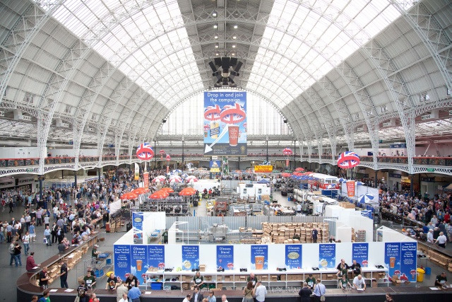 The CAMRA Great British Beer Festival