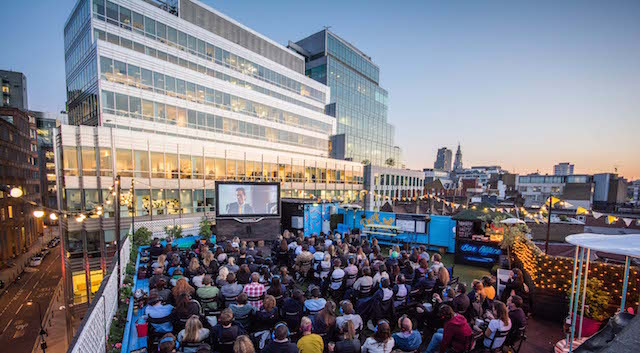 Win Tickets To A Rooftop Film Club Screening