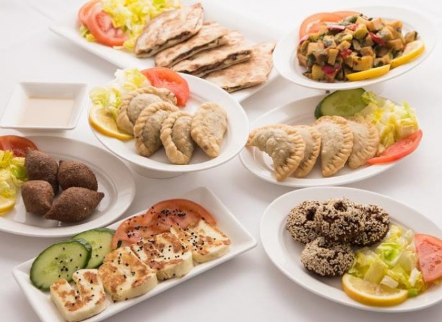 Win A Lebanese Dinner For Two At Yasmeen