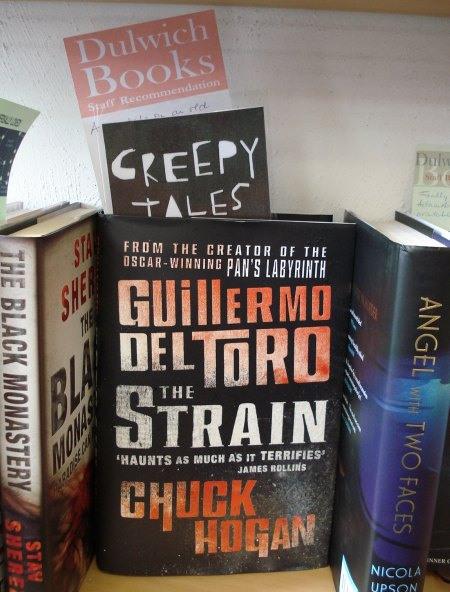 "Guillermo del Toro tells ""creepy tales"", plus a review"