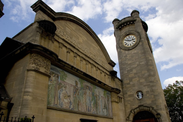 Horniman Museum / image by dinoboy, with permission