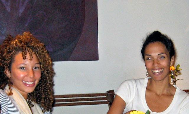 Aisha & Zoe
