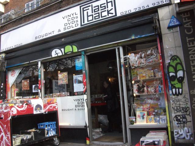 Flashback, Essex Street, Islington