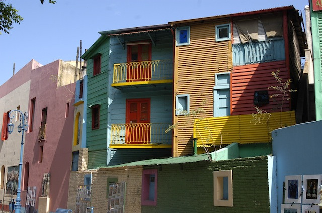 Fancy jetting off to Buenos Aires?