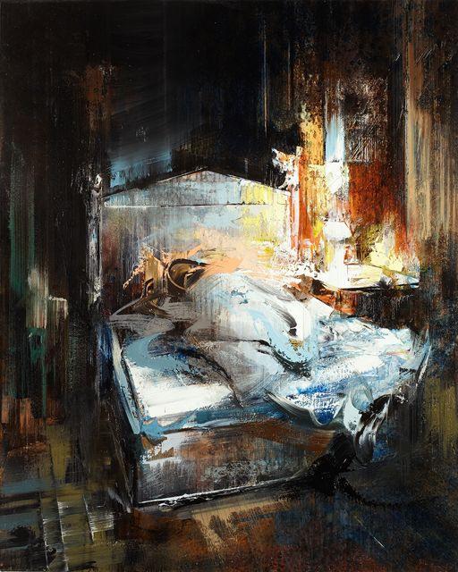 John Monks, In The Night. Image courtesy Long & Ryle.