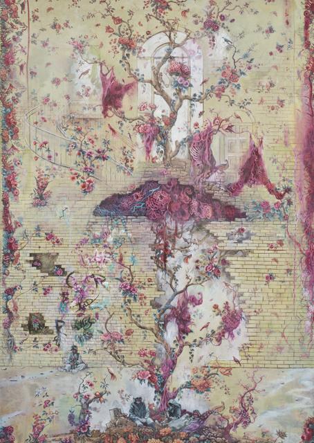 Dolly Thompsett, Dawn. Courtesy All Visual Arts