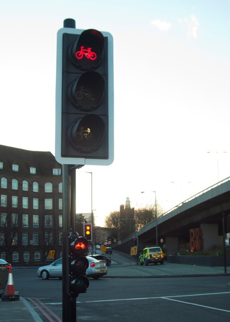 The eye level signals complement the cycle signals introduced in 2012