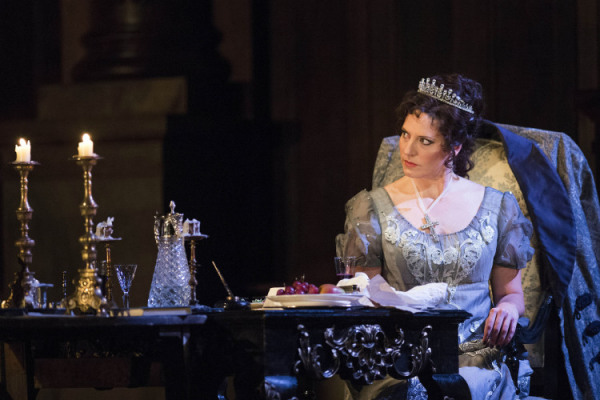 Tosca @ The Royal Opera House Image: Tristram Kenton