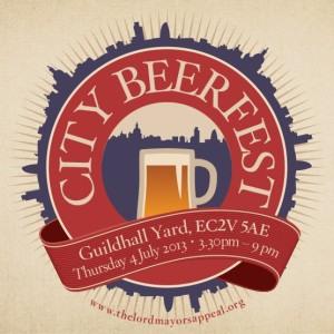 City Beerfest Logo