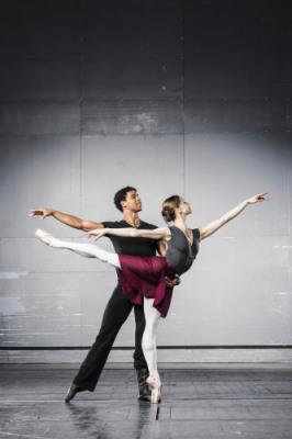 Carlos Acosta and Marianela Nunez. Photo: Johan Persson