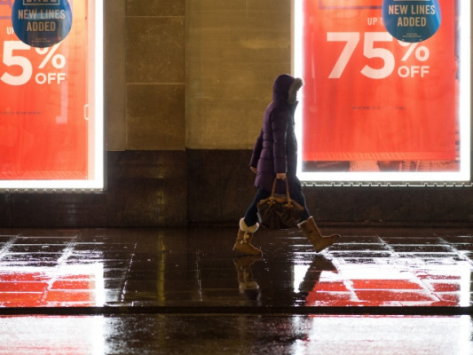 January: sales and dampness