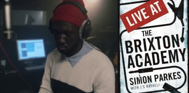 Kwes and book cover