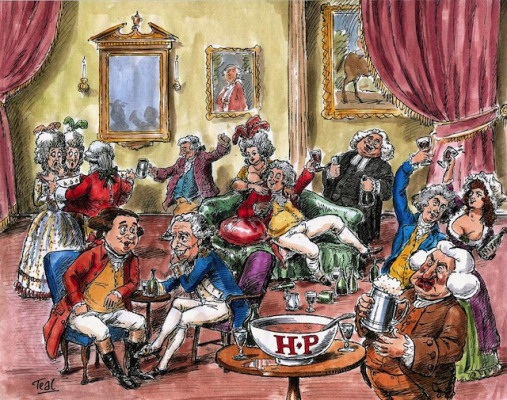 Historic Punch copyright Adrian Teal