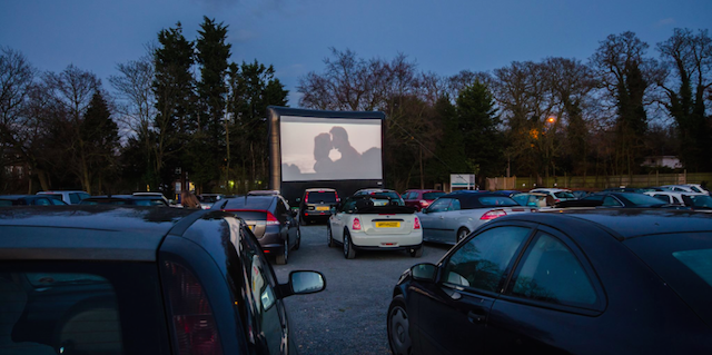 Ally Pally Drive In