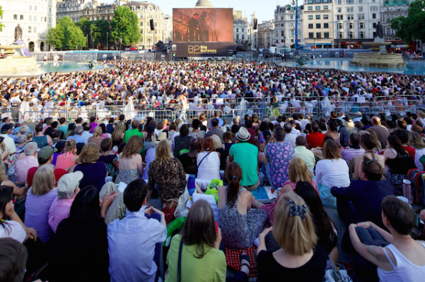 See opera live for free at BP Big Screens.