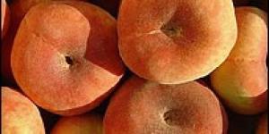 Just Peachy Doughnuts