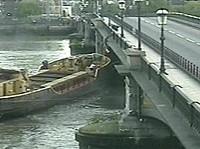 Battersea Bridge - Still Closed