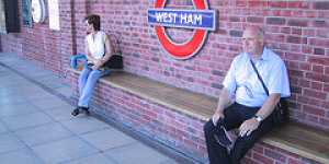West Ham: Is This The Right Train?