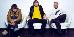 Competition: Peter, Bjorn and John play live
