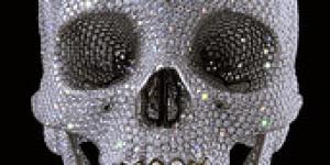 Hirst Skull Sells For £50 Million