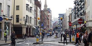 Gas Guzzlers In Marylebone