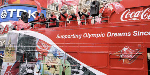 Olympic Torch Relay In Pictures