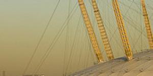Moonwalk on the Millennium Dome