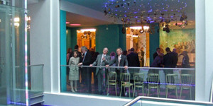 Royal Institution Reopens: Now With Added Royals