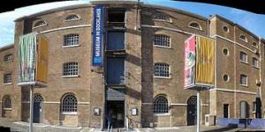 Happy Birthday Museum in Docklands!