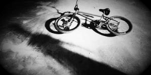 BMX Hits Bushey Park