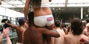 STYLEist: Pants of St. Pancras