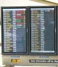 Passengers Flee From London Airports
