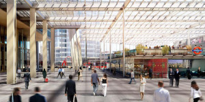 First Look Inside Revamped London Bridge Station
