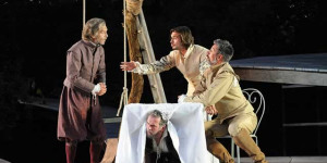 Theatre Review: Much Ado About Nothing @ Regent's Park Open Air Theatre