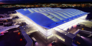 Pictures Of Heathrow Terminal East Unveiled
