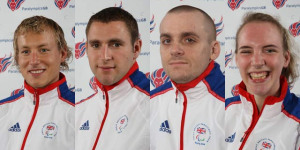 Our Four To Follow At London's Paralympic Games
